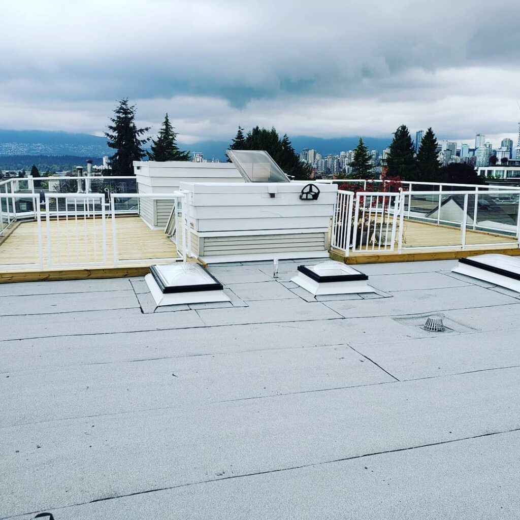 multi dfamily roofing